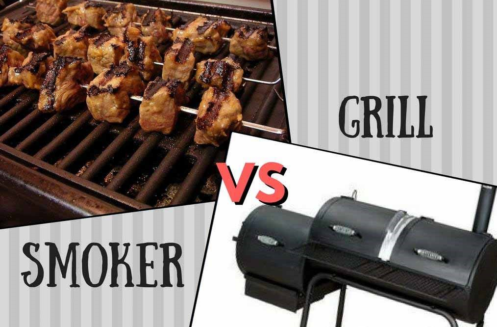 Difference Between Grill and Smoker