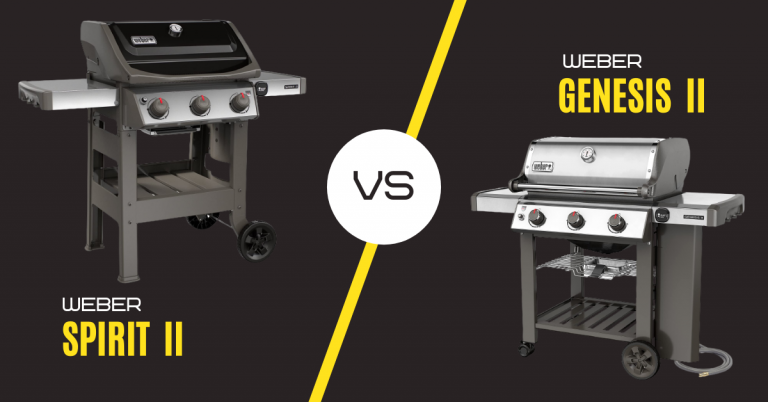 Weber Spirit vs Genesis- The Ultimate Comparison