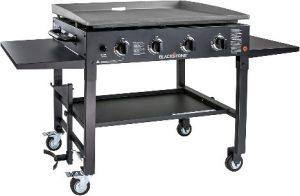 5. Blackstone 1554 Cooking 4 Burner Flat Top Gas Grill