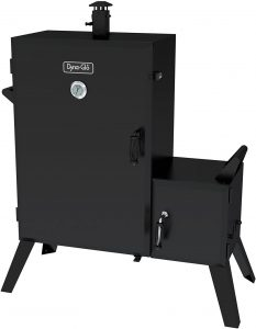 3. Dyna-Glo DGO1890BDC-D Wide Body Vertical Offset Charcoal Smoker
