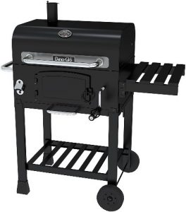 5. Dyna-Glo DGD381BNC-D Compact Charcoal Grill