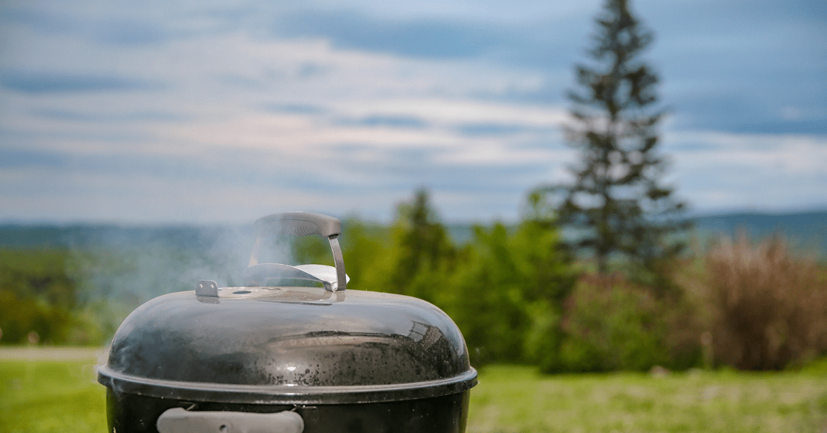 Benefits of charcoal grill