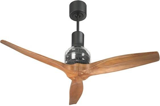 Star Fan blacknatural2 Star Propeller Black-Premium Indoor & Outdoor Ceiling