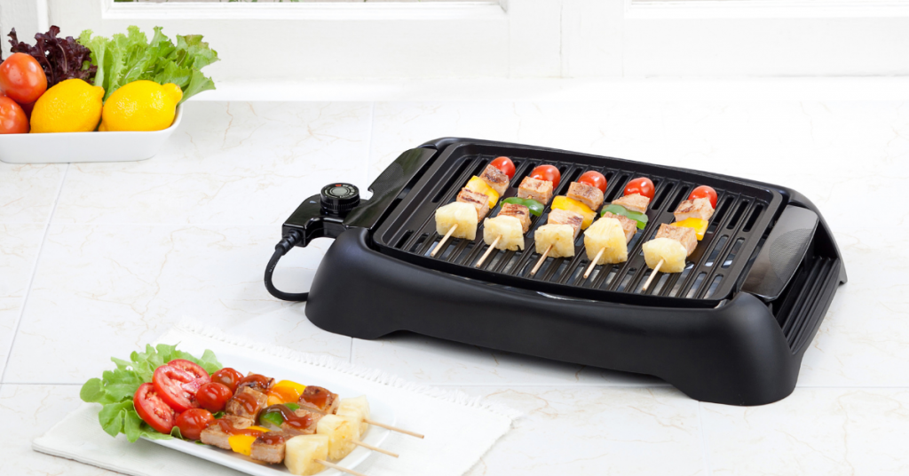 Benefits of an electric grill