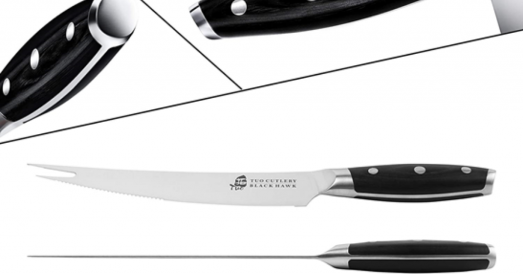 Professional chef knife