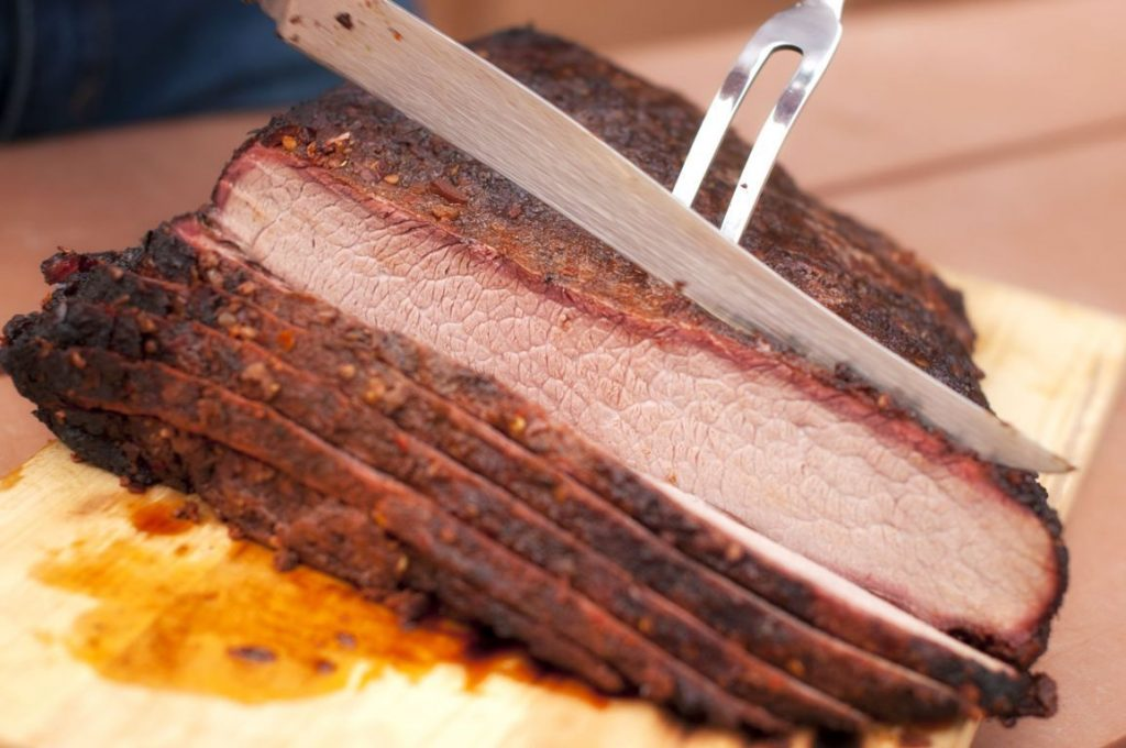 How to store brisket in the refrigerator