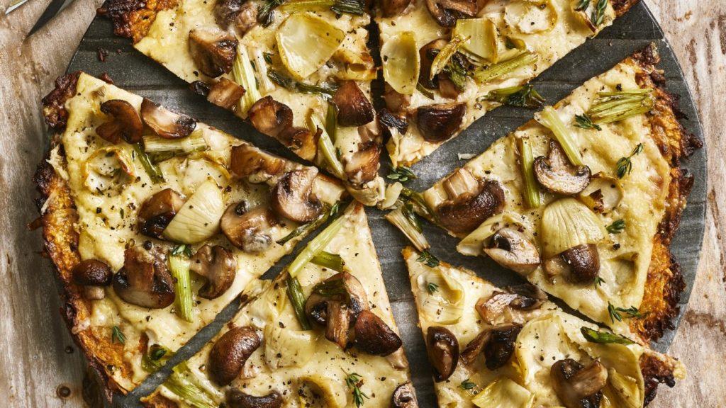 Pizza Assembly: