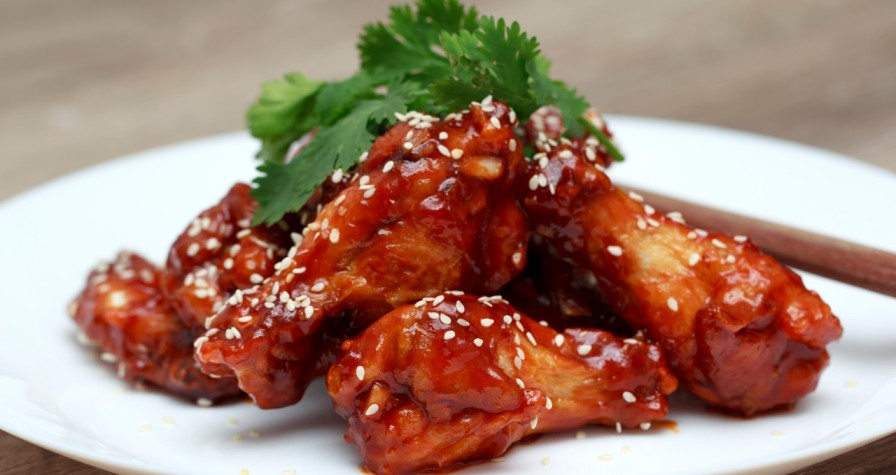 Best Chicken wings smoker