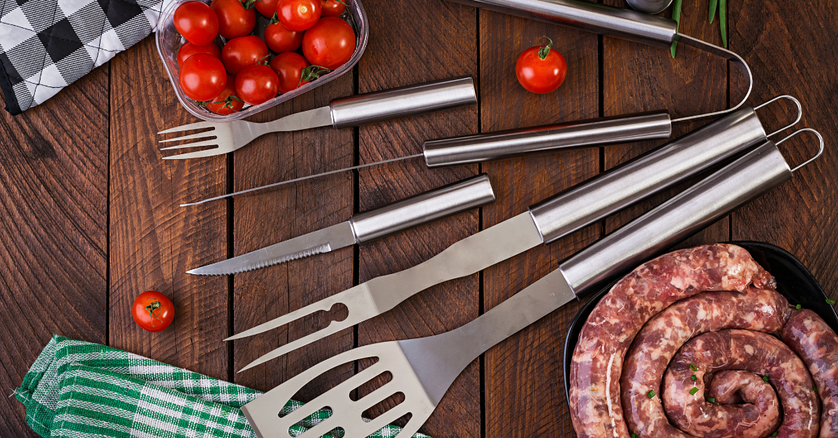 Best BBQ Tools Set And Accessories