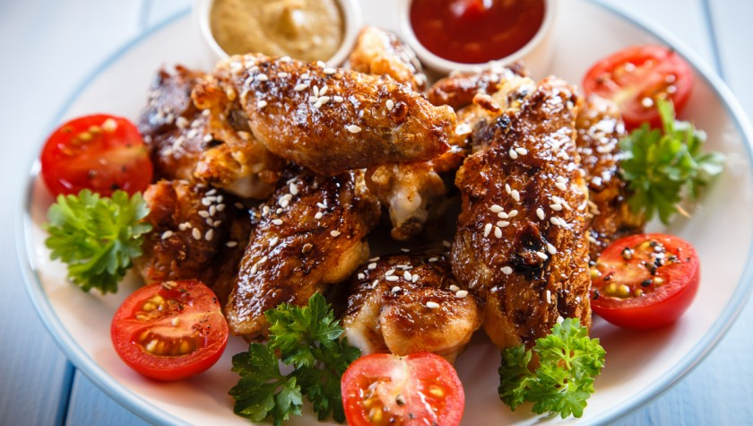 """""""chicken wings"""